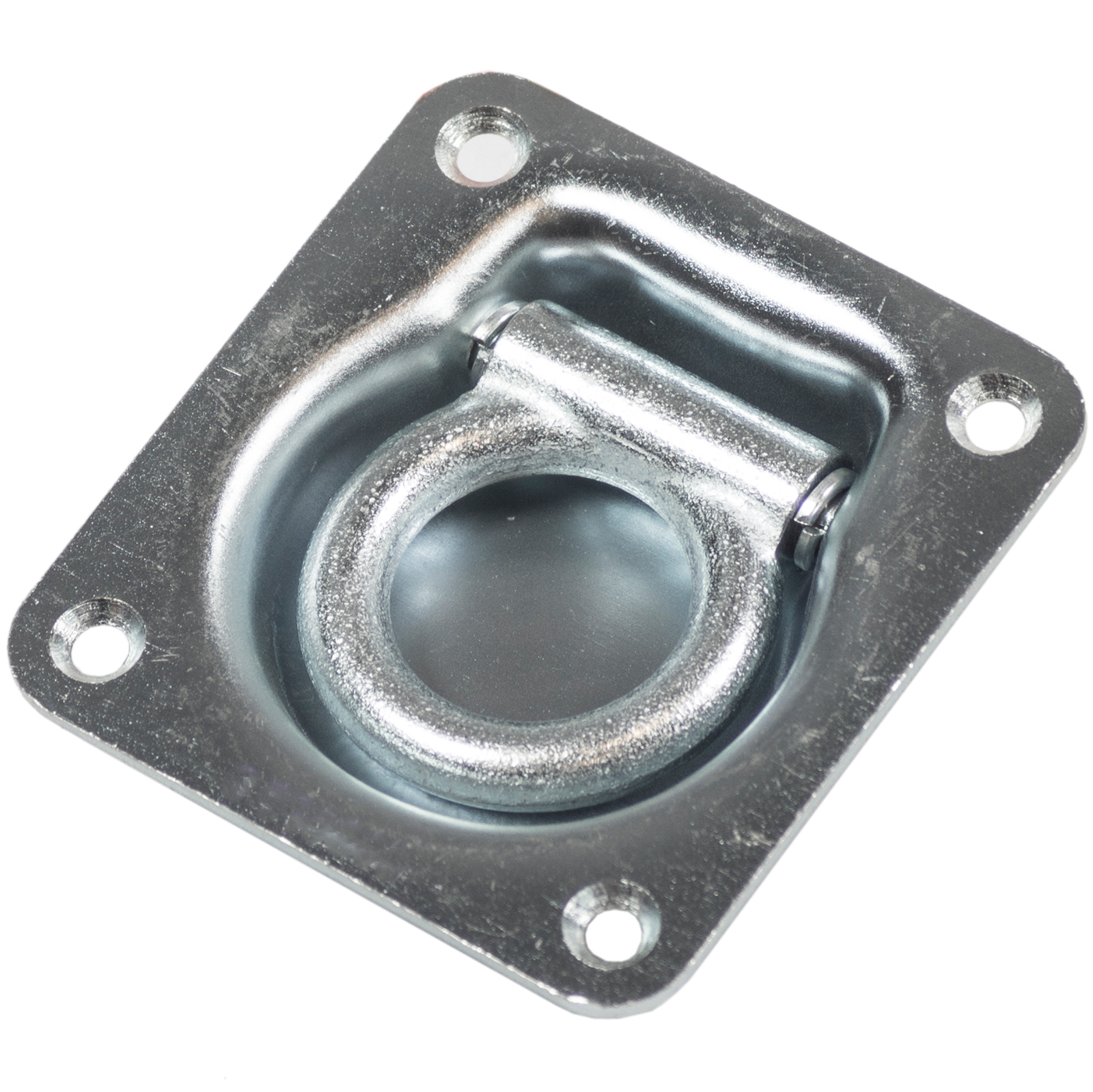 Zinc Plated Lashing Ring Fastener