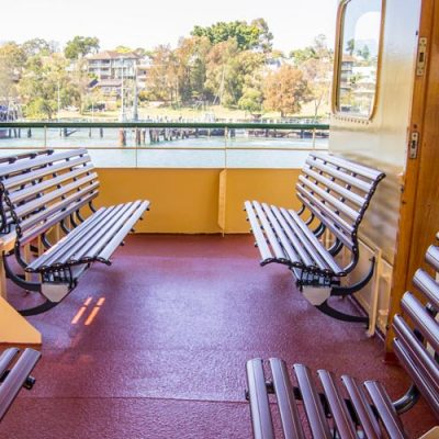 Lady Herron, Sydney Ferries10