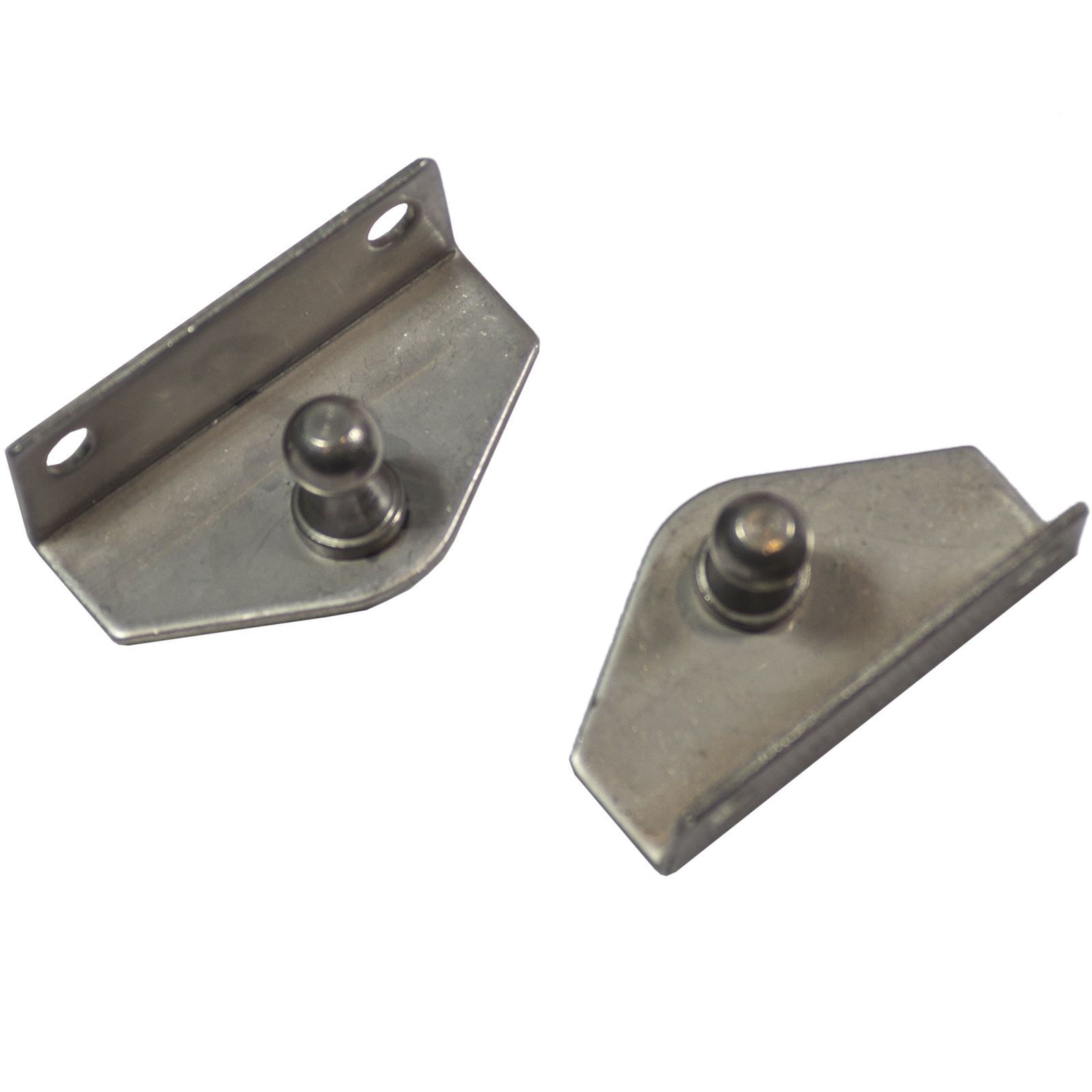 20 x 25mm Stainless Steel Gas Strut Bracket With Ball Stud