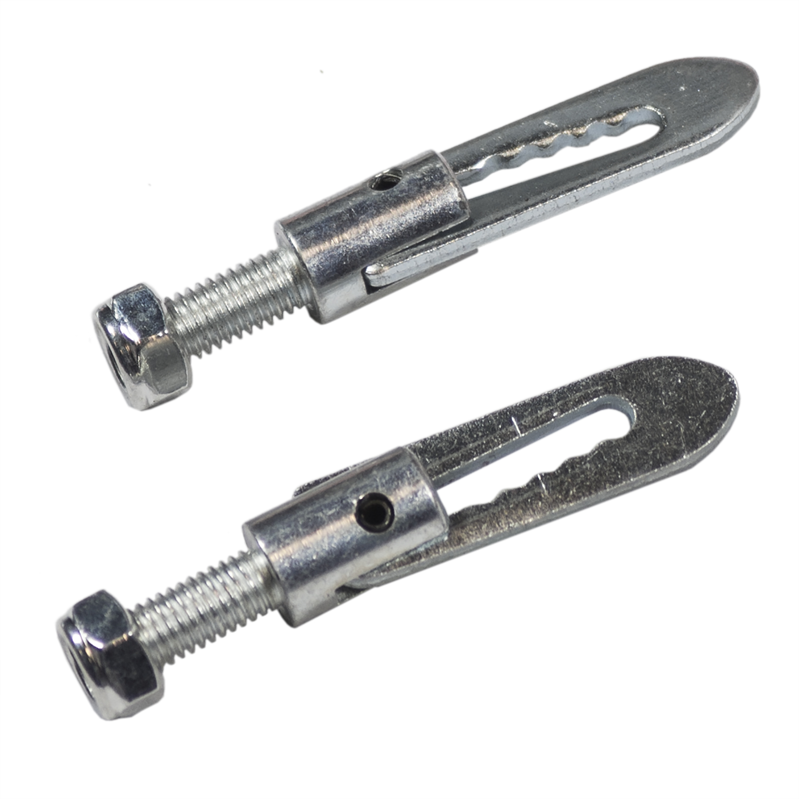 50mm Zinc Plated Anti Luce Bolt-On Fastener