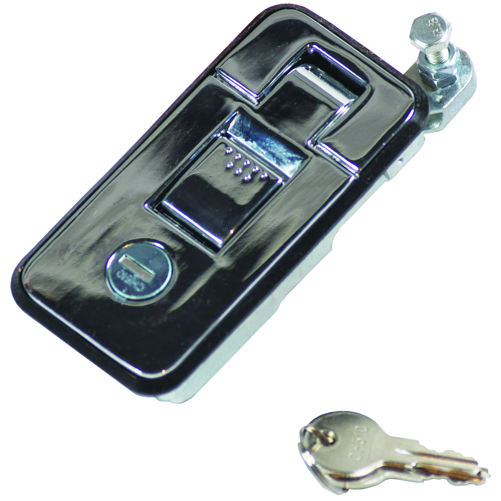 15mm - 30mm Large Chrome Plated Compression Lock
