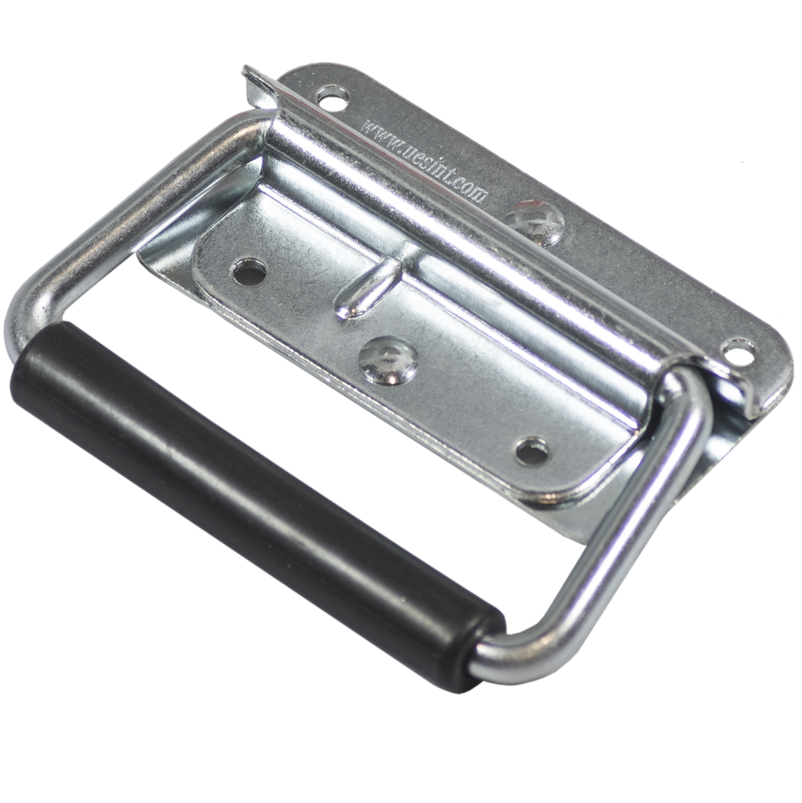 Zinc Plated Steel Spring Loaded Chest Handle