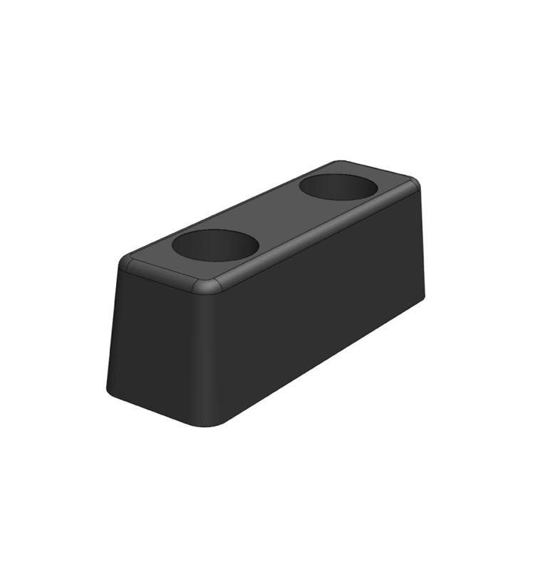 Black Rubber Buffers